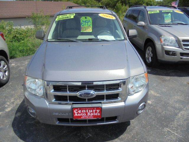 2008 Ford Escape AWD XLT 4dr SUV V6 - Appleton WI