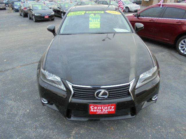 2013 Lexus GS 350 AWD 4dr Sedan - Appleton WI