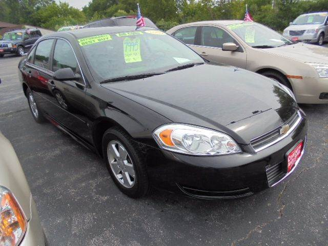 2009 Chevrolet Impala LT 4dr Sedan - Appleton WI