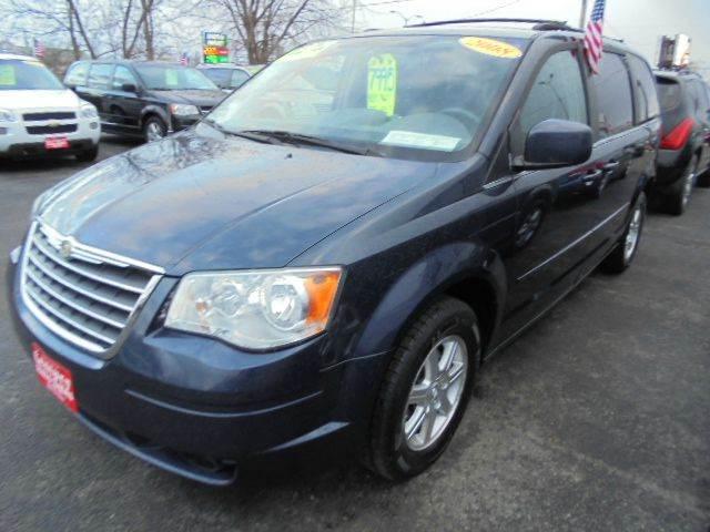 2008 Chrysler Town and Country Touring 4dr Mini-Van - Appleton WI