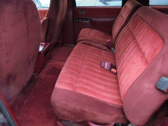 1994 Chevrolet Suburban 4dr K1500 4WD SUV - Appleton WI