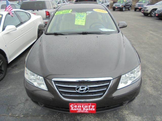 2010 Hyundai Sonata GLS 4dr Sedan - Appleton WI