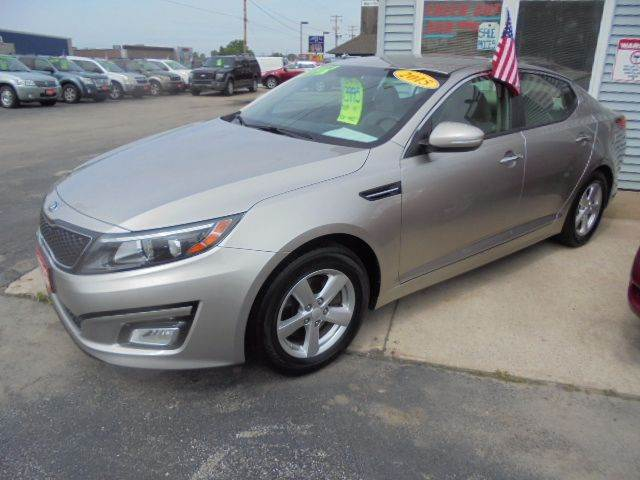 2015 Kia Optima LX 4dr Sedan - Appleton WI