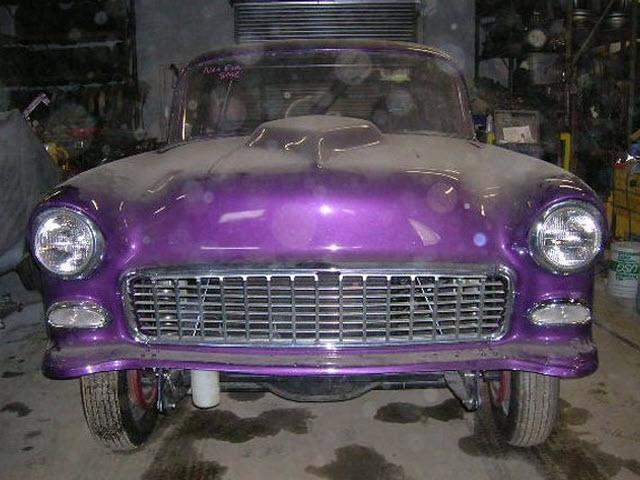 1955 Chevrolet Drag Car