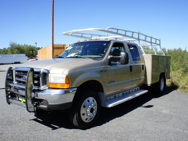 2001 Ford F-550 Super Duty