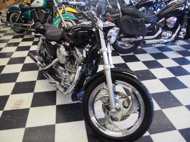2004 Harley-Davidson XL 883 Sportster