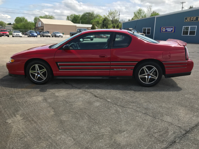 2004 Chevrolet Monte Carlo SS Supercharged 2dr Coupe - Glasgow KY