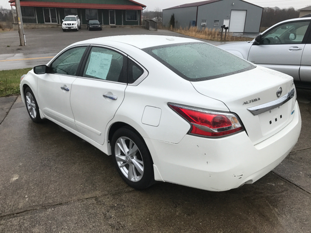 2014 Nissan Altima 2.5 SV 4dr Sedan - Glasgow KY