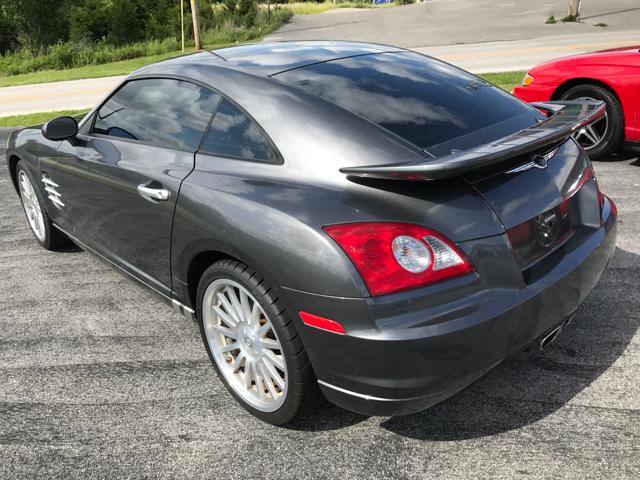 2005 Chrysler Crossfire SRT-6 Base 2dr Coupe - Glasgow KY
