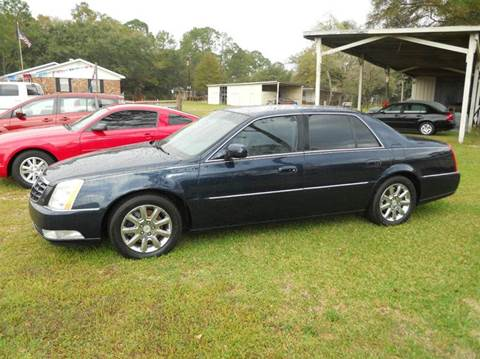 2008 Cadillac DTS for sale in Mobile, AL