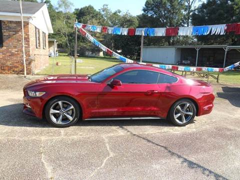 2016 Ford Mustang for sale in Mobile, AL