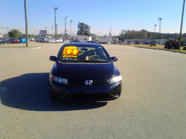 2006 Honda Civic EX 2dr Coupe w/Manual - Fayetteville NC