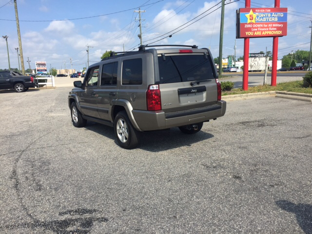 2006 Jeep Commander 4dr SUV 4WD - Fayetteville NC