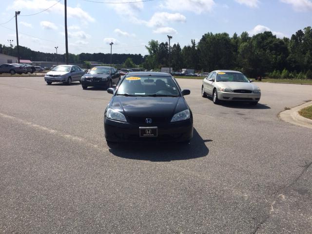 2005 Honda Civic LX 2dr Coupe - Fayetteville NC