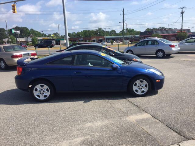 2000 Toyota Celica GT 2dr Hatchback - Fayetteville NC