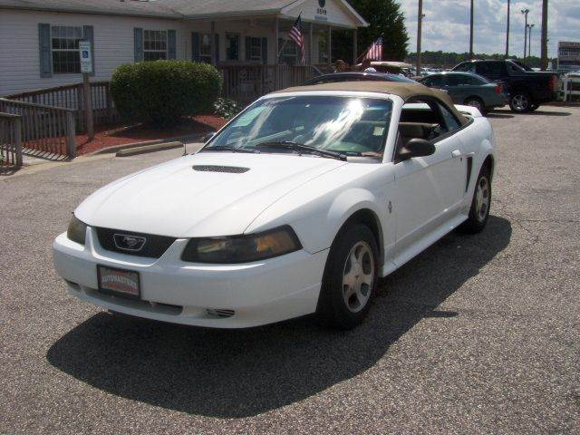 2000 Ford Mustang For Sale In North Carolina Carsforsale Com