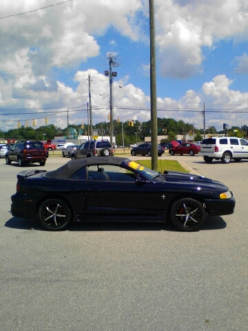1997 Ford Mustang GT Convertible - Fayetteville NC
