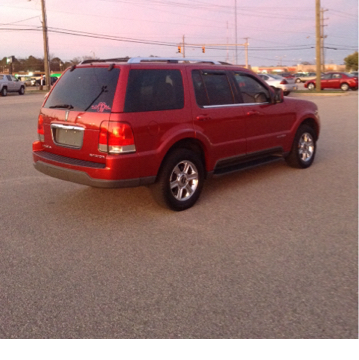 2005 Lincoln Aviator