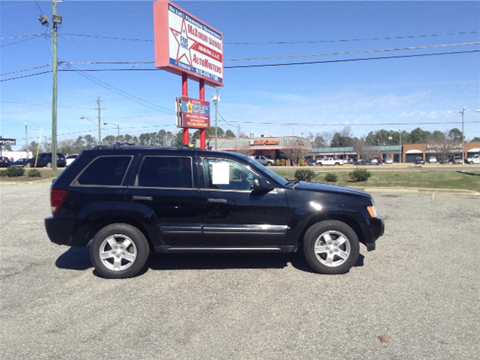used 2006 jeep grand cherokee for sale north carolina. Black Bedroom Furniture Sets. Home Design Ideas