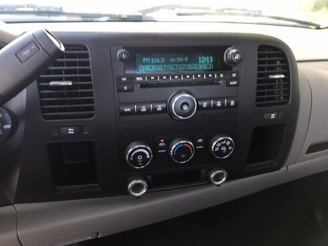 2008 GMC Sierra 1500 SLE1 4WD 2dr Regular Cab 8 ft. LB - Independence MO
