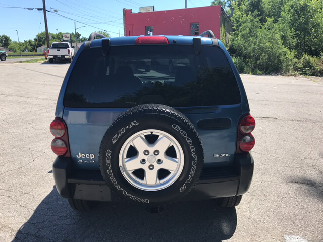 2006 Jeep Liberty Sport 4dr SUV 4WD - Independence MO