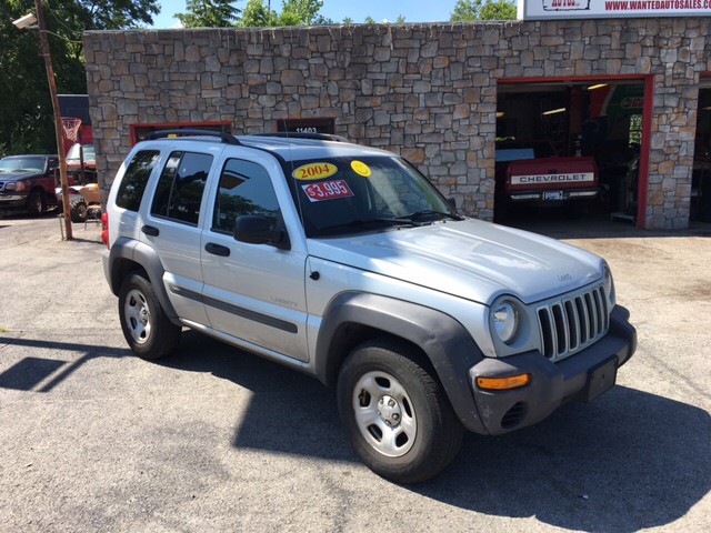 2004 jeep liberty sport 4dr 4wd suv in independence mo wanted autos llc. Black Bedroom Furniture Sets. Home Design Ideas