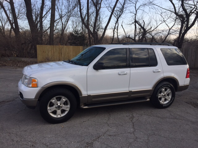 2003 ford explorer eddie bauer 4wd 4dr suv in independence mo wanted autos llc. Black Bedroom Furniture Sets. Home Design Ideas