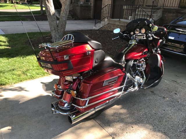 2012 Harley-Davidson Ultra Classic Electra Glide Limited  - Independence MO