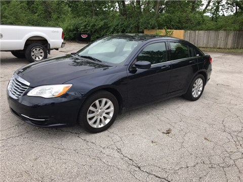 2012 Chrysler 200 for sale in Independence, MO