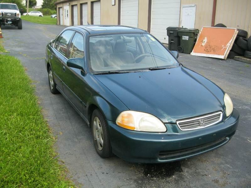 1998 Honda Civic EX 4dr Sedan - Kennett Square PA