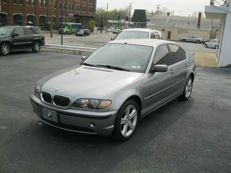 2004 BMW 3 Series AWD 330xi 4dr Sedan - Kennett Square PA