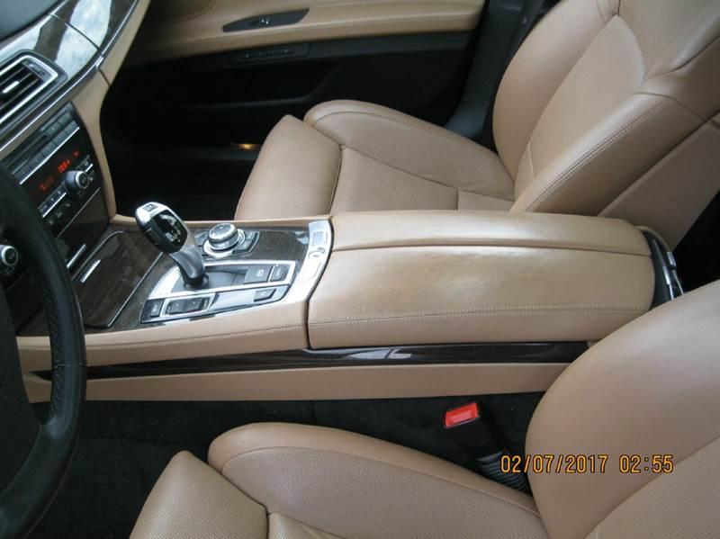 2011 BMW 7 Series 750i 4dr Sedan - Kennett Square PA