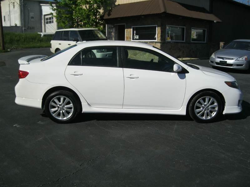 2009 Toyota Corolla S 4dr Sedan 4A - Kennett Square PA