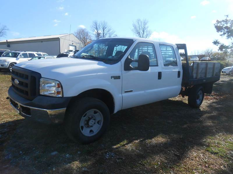 2006 Ford F 250 Super Duty Xl 4dr Crew Cab 4wd Lb In Kennett Square Pa Atlantic Motor Group