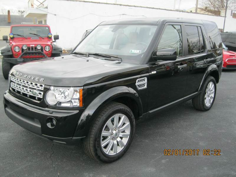 2013 Land Rover LR4 4x4 HSE 4dr SUV - Kennett Square PA