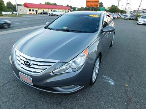 2011 Hyundai Sonata for sale in Manassas, VA