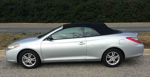 2007 Toyota Camry Solara for sale in Raleigh, NC