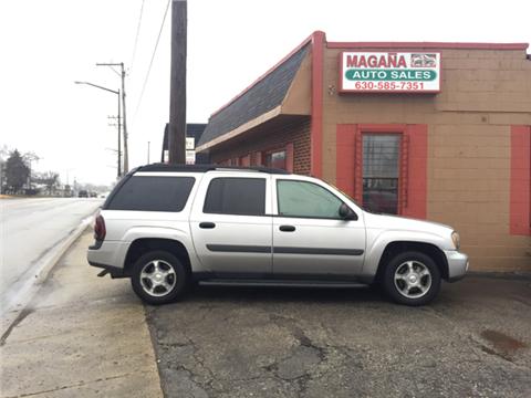 2005 Chevrolet TrailBlazer EXT for sale in Aurora, IL