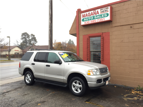 2004 Ford Explorer for sale in Aurora, IL