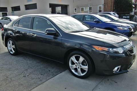 2013 Acura TSX for sale in Floral Park, NY
