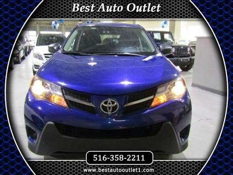 2015 Toyota RAV4 for sale in Floral Park, NY