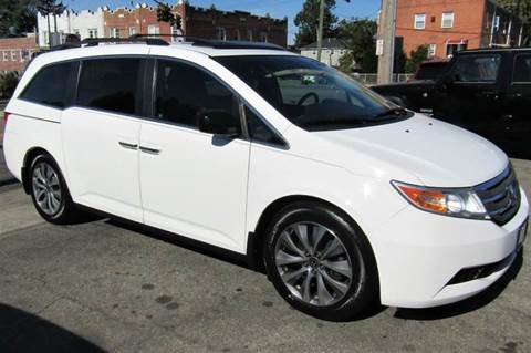 2011 Honda Odyssey for sale in Floral Park, NY