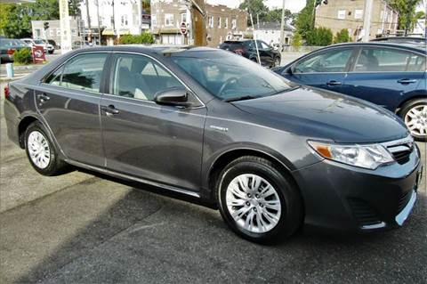 2012 Toyota Camry Hybrid for sale in Floral Park, NY