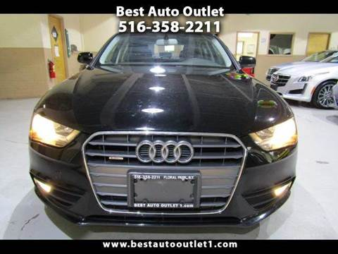 2014 Audi A4 for sale in Floral Park, NY