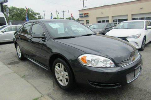 2016 Chevrolet Impala Limited for sale in Floral Park, NY