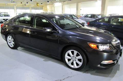 2014 Acura RLX for sale in Floral Park, NY