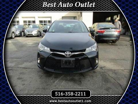 2016 Toyota Camry for sale in Floral Park, NY