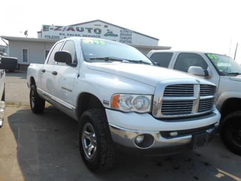 2004 Dodge Ram Pickup 1500 for sale in Burley, ID