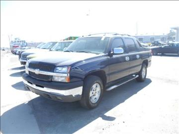 2004 chevrolet avalanche for sale for Budget motors aransas pass