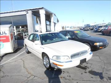 2004 Buick Park Avenue for sale in Burley, ID